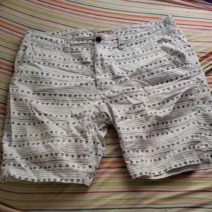 Arizona Jean Co Flat Front Shorts